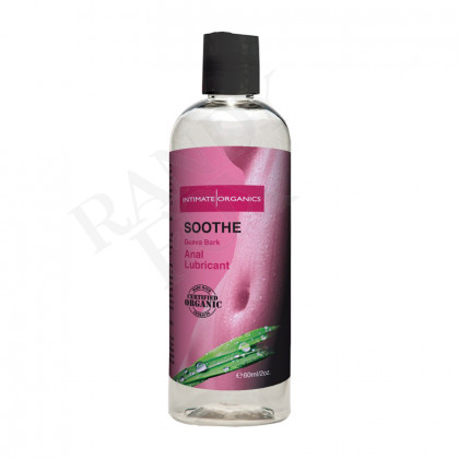 Sooth Anti Bacterial Anal Lubricant 60mL
