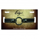Sportsheets Edge Leather Seamless O-Ring Mouth Gag
