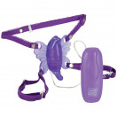 Purple Venus Butterfly II (Vibrator) Purple