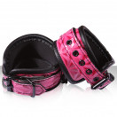 NS Novelties Sinful Wrist Cuffs - Pink