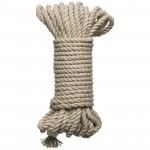 Doc Johnson Kink - Bind & Tie Hemp Bondage Rope - 30 Ft