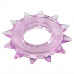 Elastomer C Ring Stud (Mens Toys) Purple