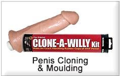 Penis Cloning Moulding
