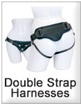 Double Strap Strap-On Harnesses